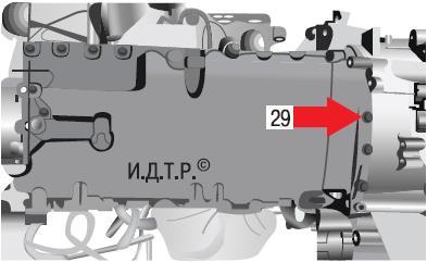 Замена уплотнения масляного картера двигателя duratec-v15 объемом 2,5 л Форд мондео 4 (2007-2014)