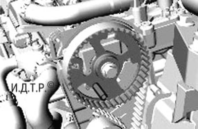 Замена ремня привода газораспределительного механизма двигателя duratorq-tdci объемом 2,2 л Форд мондео 4 (2007-2014)