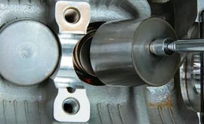 Регулировка зазоров в приводе клапанов Форд мондео 4 (2007-2014)