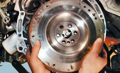 Снятие, дефектовка и установка маховика Форд мондео 4 (2007-2014)