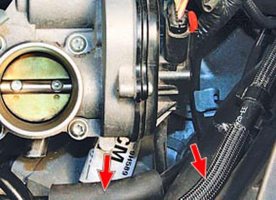 Снятие и установка двигателя Форд мондео 4 (2007-2014)