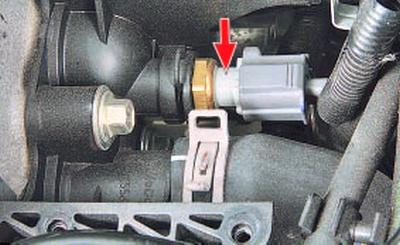 Проверка и замена датчиков системы управления двигателем Форд мондео 4 (2007-2014)
