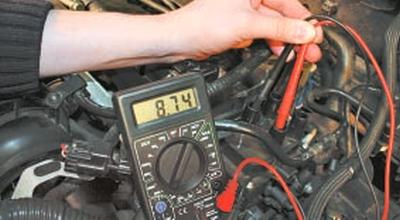 Проверка катушки зажигания Форд мондео 4 (2007-2014)