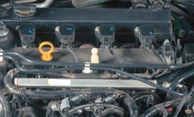 Проверка системы зажигания Форд мондео 4 (2007-2014)