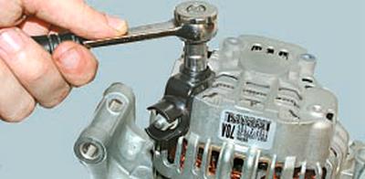 Ремонт генератора Форд мондео 4 (2007-2014)
