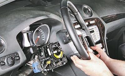 Снятие и установка комбинации приборов Форд мондео 4 (2007-2014)