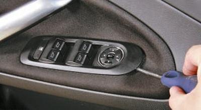 Замена блока и переключателей управления электростеклоподъемниками Форд мондео 4 (2007-2014)