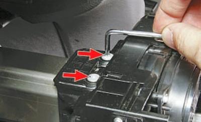 Замена подрулевых переключателей Форд мондео 4 (2007-2014)