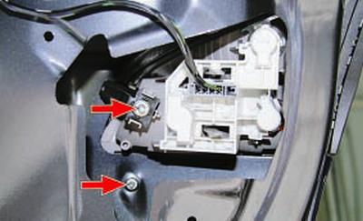 Замена заднего фонаря Форд мондео 4 (2007-2014)