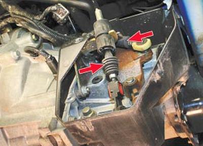 Снятие и установка коробки передач Форд мондео 4 (2007-2014)
