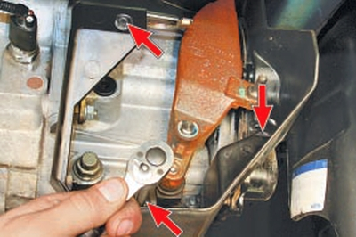 Замена масла в механической коробке передач или рабочей жидкости в автоматической коробке передач Форд мондео 4 (2007-2014)