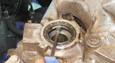 Замена сальников коробки передач Форд мондео 4 (2007-2014)