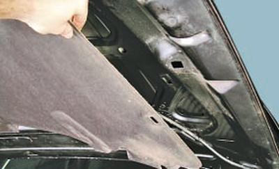Снятие и установка капота Форд мондео 4 (2007-2014)