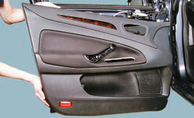 Снятие и установка наружного зеркала Форд мондео 4 (2007-2014)
