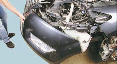 Снятие и установка переднего бампера Форд мондео 4 (2007-2014)