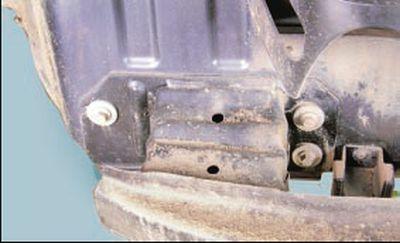Снятие и установка заднего бампера Форд мондео 4 (2007-2014)