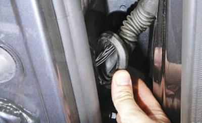Снятие и установка задней двери Форд мондео 4 (2007-2014)