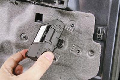 Замена стекла задней двери Форд мондео 4 (2007-2014)