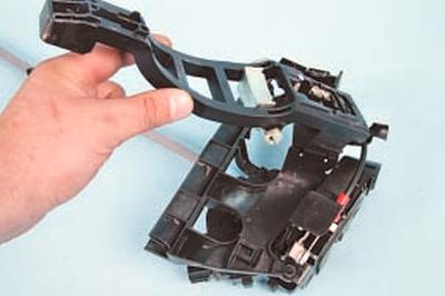 Замена замка задней двери Форд мондео 4 (2007-2014)