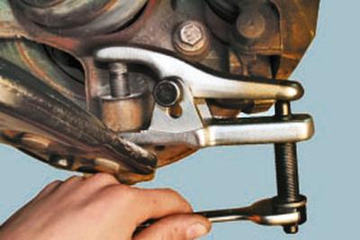 Замена шаровой опоры Форд мондео 4 (2007-2014)