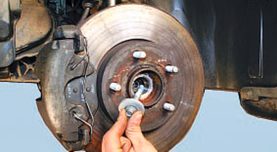Снятие и установка приводов передних колес Форд мондео 4 (2007-2014)