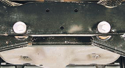 Проверка и регулировка углов установки колес Форд Мондео 4 (2007-2014)