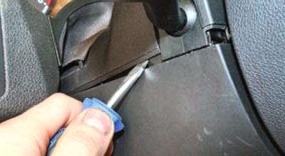 Снятие и установка кожуха рулевой колонки Форд мондео 4 (2007-2014)