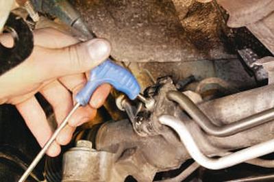 Замена насоса гидроусилителя рулевого управления Форд мондео 4 (2007-2014)