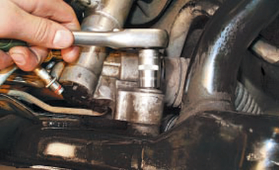 Замена рулевого механизма Форд мондео 4 (2007-2014)