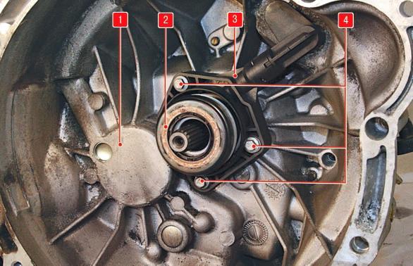 Сцепление Форд мондео 4 (2007-2014)