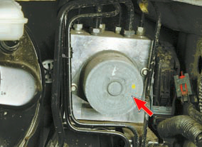Система активной безопасности (системы электронного управления торможением) Форд Мондео 4 (2007-2014)