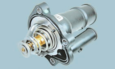 Система охлаждения Форд мондео 4 (2007-2014)