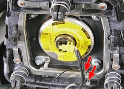 Система пассивной безопасности (srs) Форд Мондео 4 (2007-2014)
