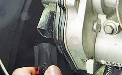 Снятие и установка дроссельного узла Форд мондео 4 (2007-2014)