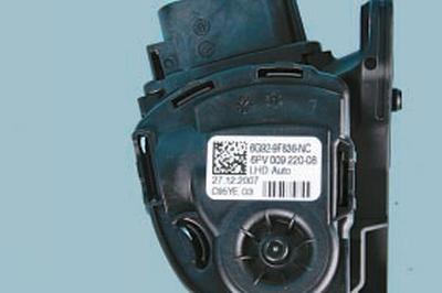 Снятие и установка педали управления дроссельной заслонкой Форд мондео 4 (2007-2014)