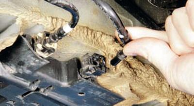 Замена бензонасоса на форд мондео 4 своими руками