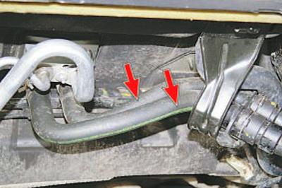 Особенности устройства системы отопления Форд Мондео 4 (2007-2014)