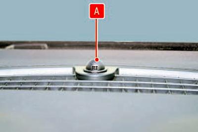 Снятие и установка датчика солнечной освещенности Форд Мондео 4 (2007-2014)
