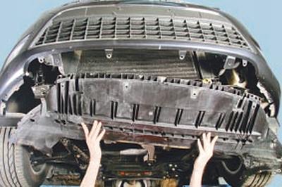 Снятие и установка конденсора Форд Мондео 4 (2007-2014)
