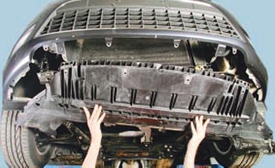 Замена фильтрующего элемента ресивера-осушителя Форд Мондео 4 (2007-2014)