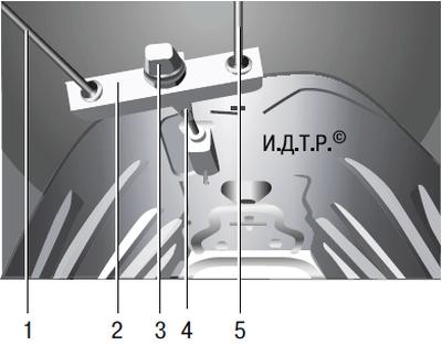 Регулировка привода стояночного тормоза Форд мондео 4 (2007-2014)