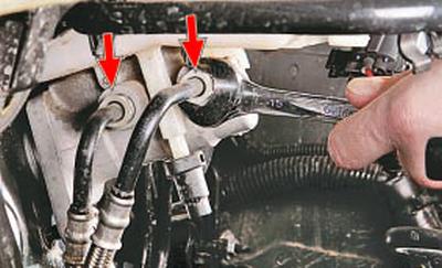 Замена главного тормозного цилиндра Форд мондео 4 (2007-2014)