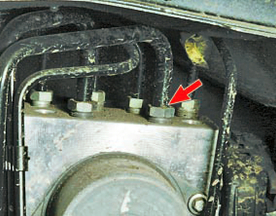 Замена тормозных трубок Форд мондео 4 (2007-2014)