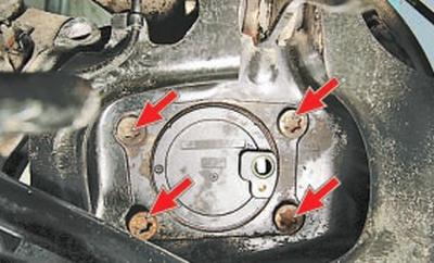 Замена ступицы заднего колеса Форд мондео 4 (2007-2014)